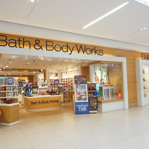 Bath Amp Body Works West Edmonton Mall