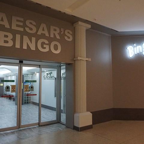 West Edmonton Mall Bingo