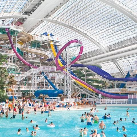 World Waterpark West Edmonton Mall