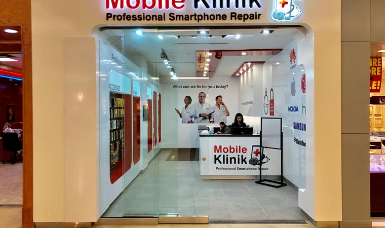 Mobile Klinik Professional Smartphone Repair - Phase I