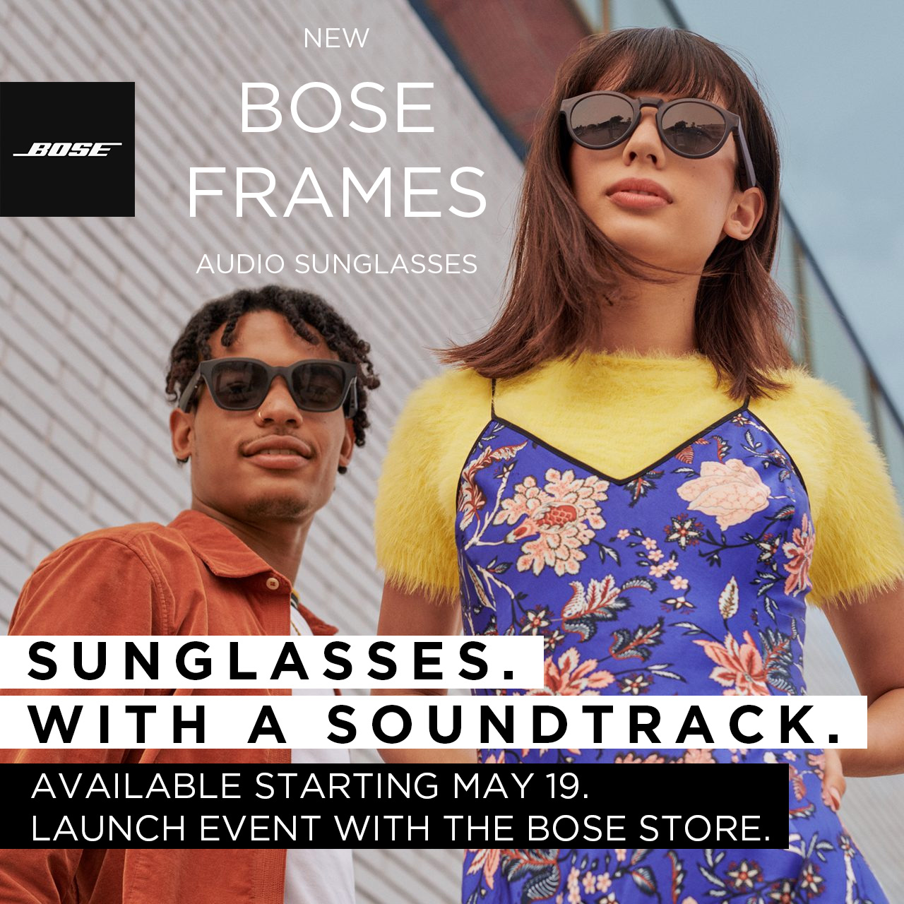 Bose Frames Launch Event