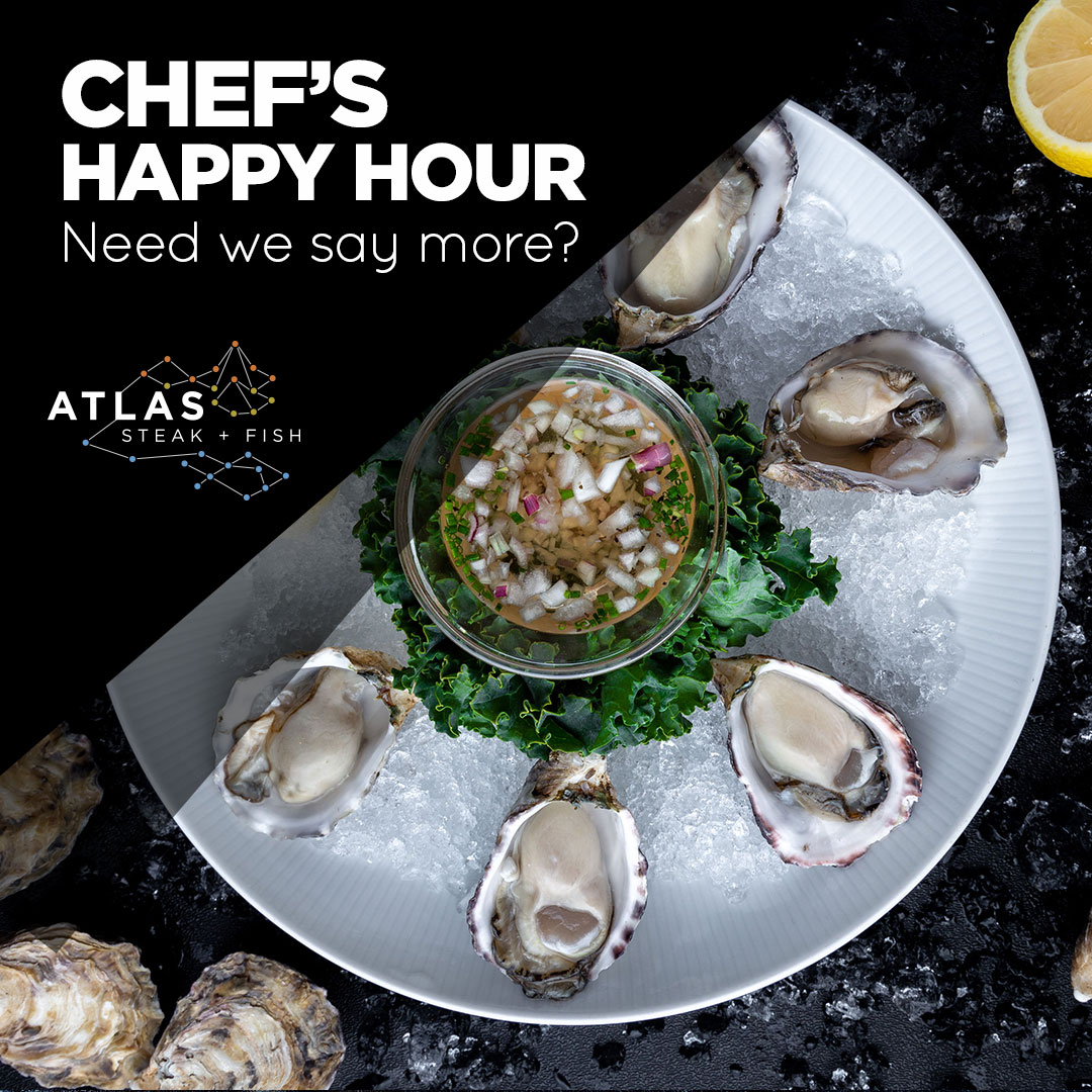 Chef's Happy Hour