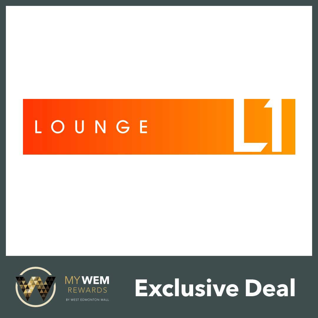 L1 Lounge Exclusive Deal