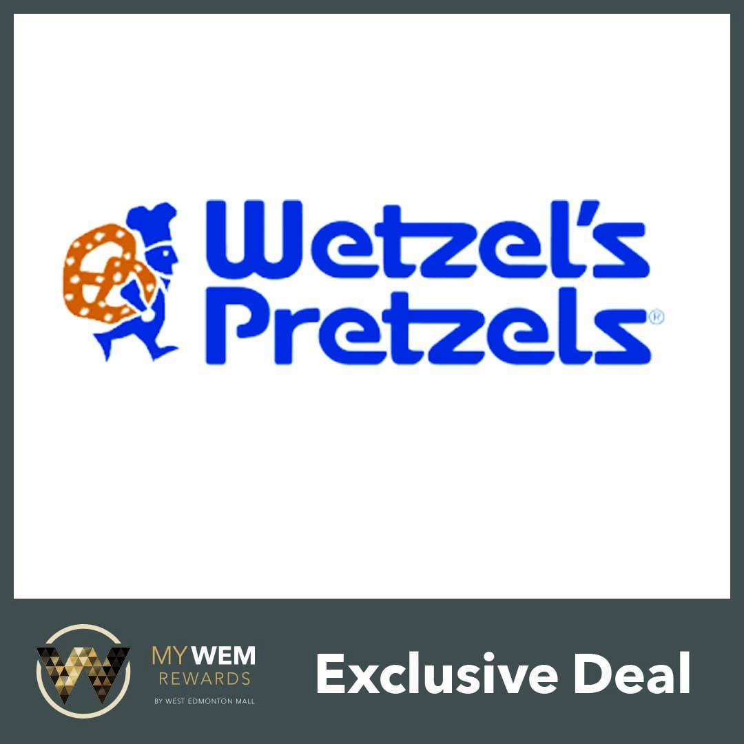 Wetzel's Pretzels Exclusive Deal