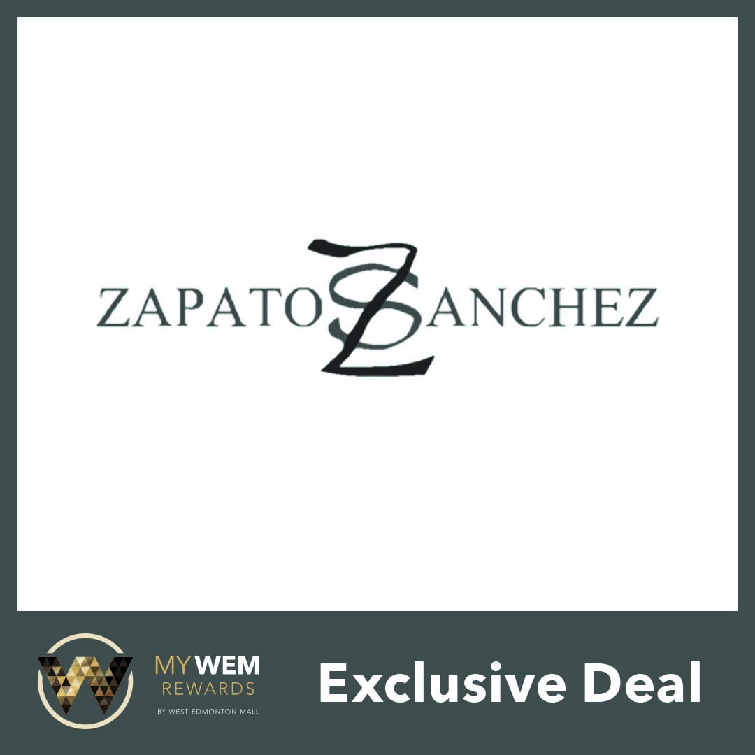 Zapato Sanchez Exclusive Deal