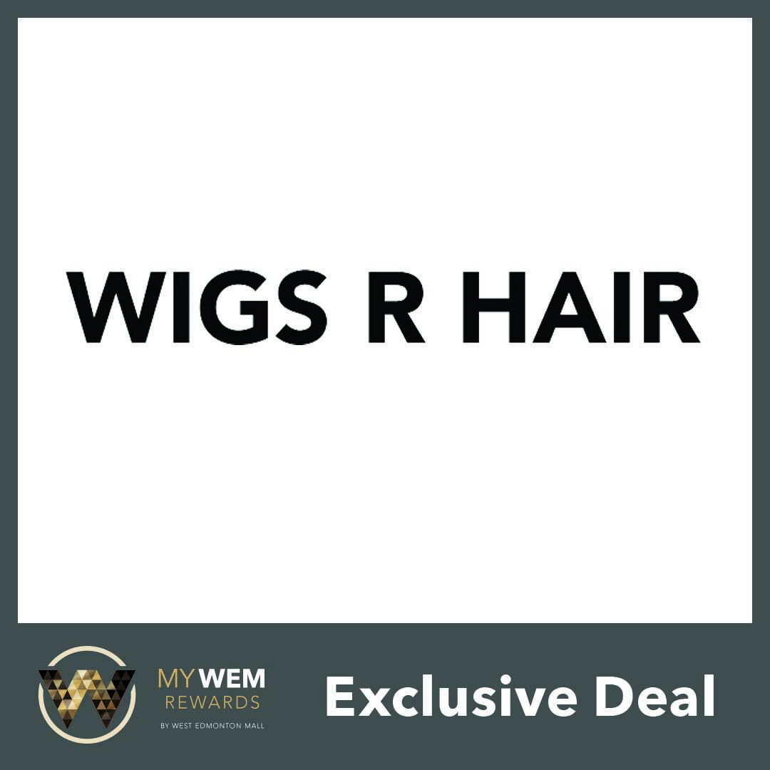 Wigs R Hair Exclusive Deal