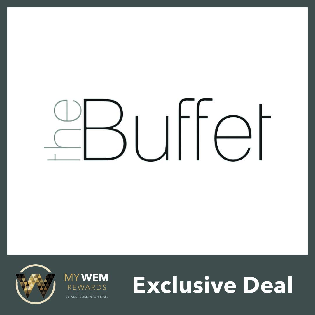 The Buffet Exclusive Deal