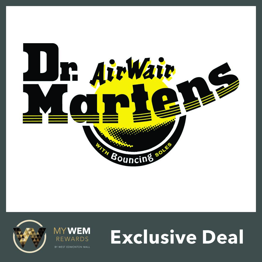 Dr. Martens Exclusive Deal