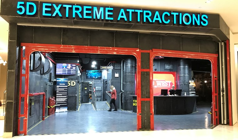 5D Extreme Attractions