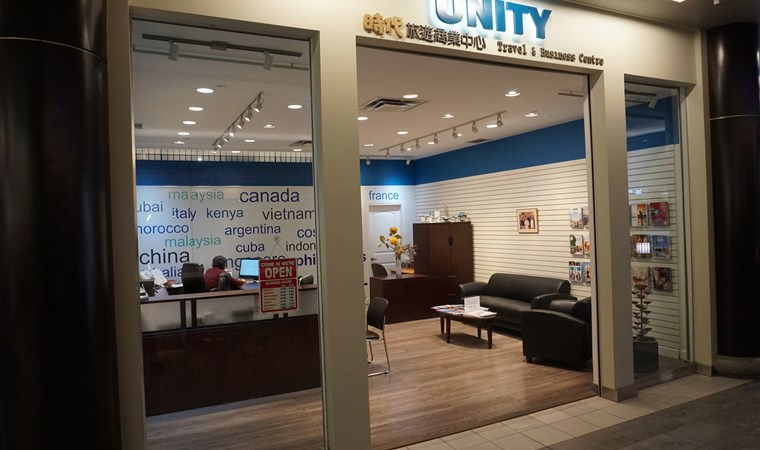 Unity Travel & Business Centre