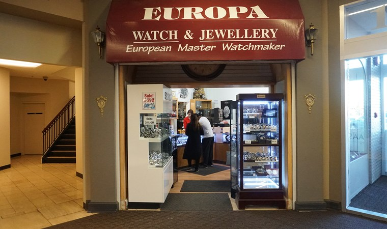 Europa Watch & Jewellery